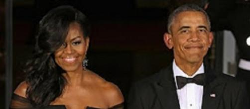 Source Youtube. Michelle Obama, Barack Obama rock sexy