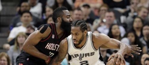 Spurs rebound to beat Rockets 121-96, but lose Parker - Times Union - timesunion.com