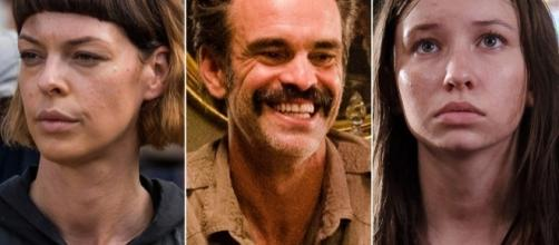 The Walking Dead season 8: Three actors promoted - ew.com