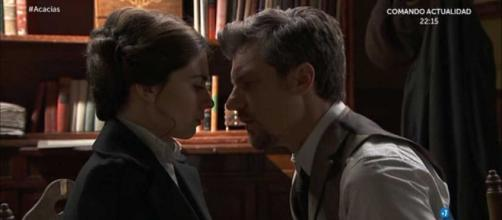 Una Vita Acacias 38, Mauro e Teresa