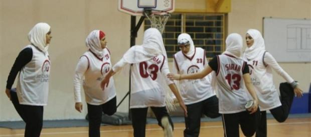 Arabia Saudita: Progresar a través del deporte - hrw.org