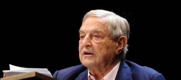 George Soros (Wikimedia Commons)