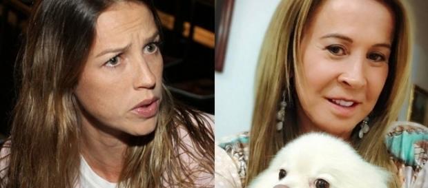 Luana criticou o modo de agir de alguns famosos