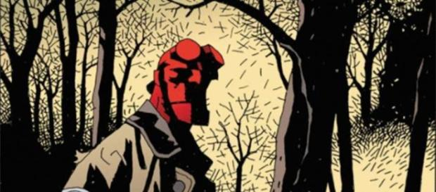 Mike Mignola, Hellboy Vol.4 - The Right Hand of Doom