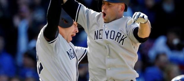 New York Yankees triunfan sobre Chicago Cubs - televisa.com