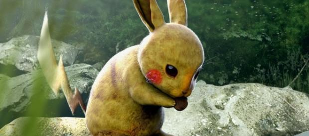 Pikachu em versão realista. Foto: Reprodução/Joshua Dunlop DeviantArt.