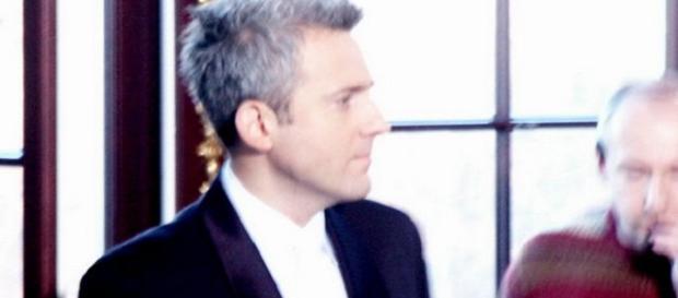 Prowadzący Hubert Urbański (google.com, Maciej Kautz).