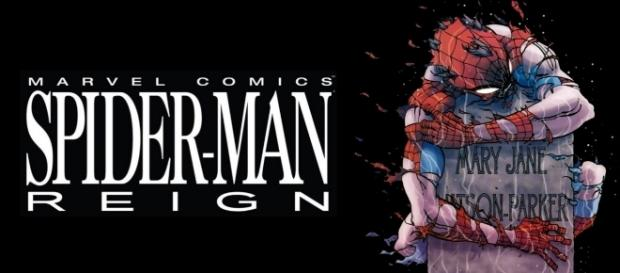 SPIDER-MAN REIGN MARVEL COMICS UNBICOMICS