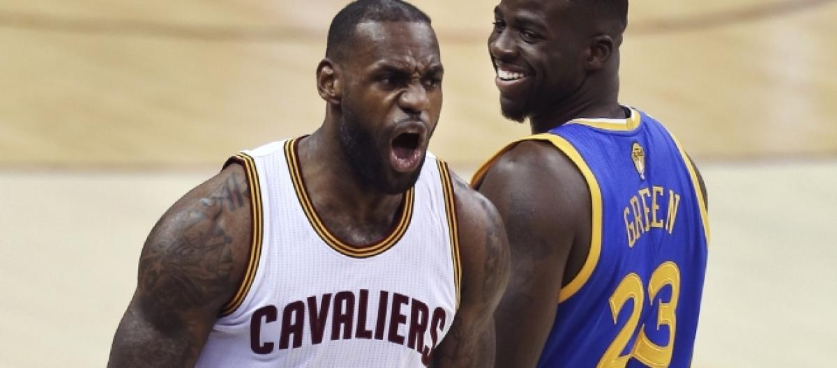 fface933e9f Draymond Green says LeBron can be the greatest