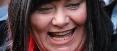 "Dawn French shows weight loss in ""Delicious"" Source: Wikimedia user Frank Blackwell"