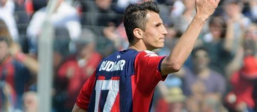 Ante Budimir, attaccante ex Crotone ora alla Sampdoria.