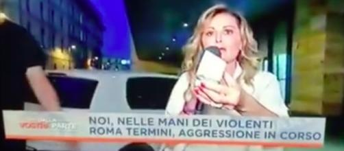 Daniela Santanchè aggredita in diretta tv