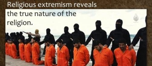 Islamic extremists resemble Russian law enforcement more than Jehovah's Witnesses. Photo: Courtesy of growbarefoot.com, used with permission.