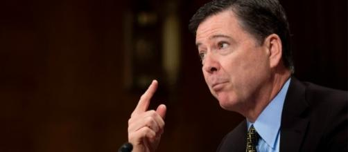 James Comey considered Russian intel document against Hillary Clinton not-credible.. / Photo by propublica.org via Blasting News library
