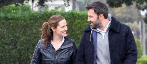 Jennifer Garner & Ben Affleck / Photo via Super Couples / YouTube