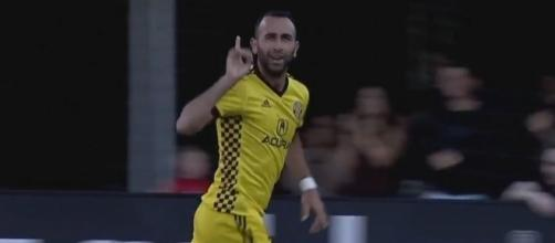 Justin Meram scored the second goal, MLS Youtube channel https://www.youtube.com/watch?v=gWQmg3jTpRk