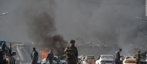 Kabul bombing: 90 killed in attack near diplomatic area in ... - cnn.com