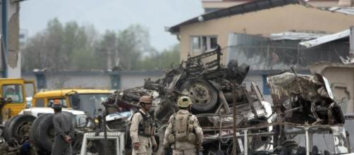 Kabul Bombing: Blast Kills 28, Militants Storm Government Site ... - nbcnews.com