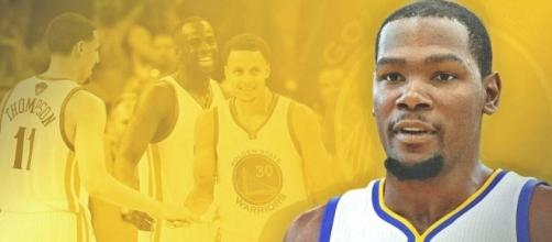 Kevin Durant on the Warriors: The rest of the NBA's nightmare ... - sportingnews.com