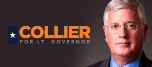 Mike Collier is the Democratic challenger for Texas Lt. Governor, 2018 election. / Photo by collierfortexas.com.