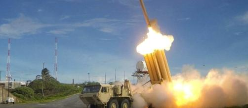 North Korea: China urges withdrawal of US missile defence system BN support