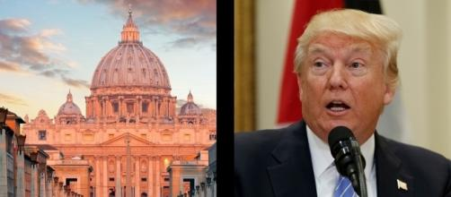 President Trump will visit the Vatican on his first trip abroad ... - americamagazine.org