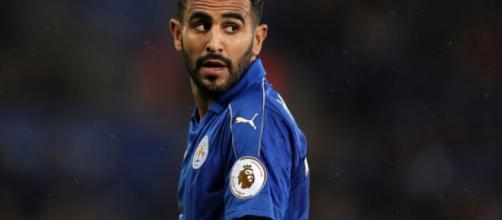 Riyad Mahrez veut quitter Leicester !