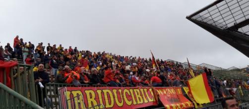 Tanti tifosi leccesi raggiungeranno Alessandria.