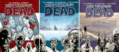 The Walking Dead (Volume) - Blasting News Image Library