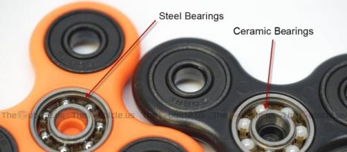 TheCubicle.us : Fidget Tri-Spinner I : Fidget Spinners - thecubicle.us