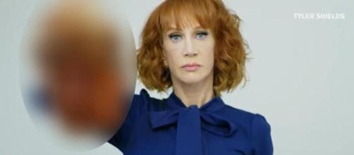 "Trump blasts Kathy Griffin over ""beheading"" photo - CBS News - cbsnews.com"