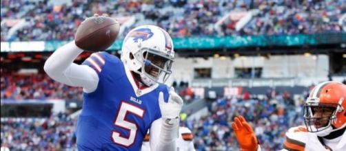 Tyrod Taylor: Buffalo Bills' Options at Quarterback for 2017 - buffalowdown.com