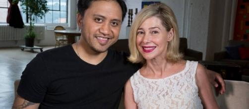 Vili Fualaau and Mary Kay Letourneau filed for separation after 12 years of marriage. (Photo: wacana.ga)