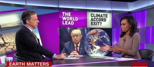 White House meeting on Paris climate deal delayed - CNNPolitics.com - cnn.com
