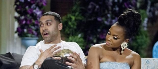 Apollo Nida and Phaedra Parks head to court soon to reallyfinalize divorce - Blasting News library
