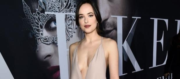Dakota Johnson says she would never use a body double for sex ... - mirror.co.uk