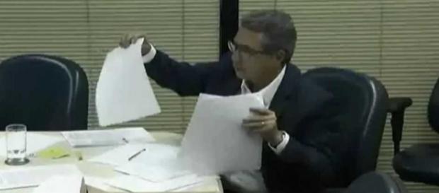 Diretor de Relações Internacionais da JBS, Ricardo Saud