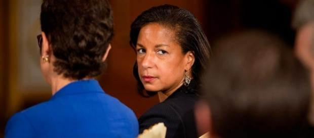 Former National Security Advisor Susan Rice a new GOP target. / Photo by rollingstone.com via Blasting News library
