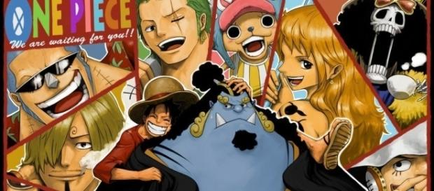 If Jimbei will truly join the Straw Hat's, Luffy's dream of having ten strong crew members will finally be complete. - flickr.com