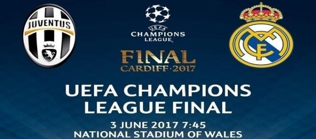 Juventus-Real Madrid in tv: dove vedere la finale di Champions League.