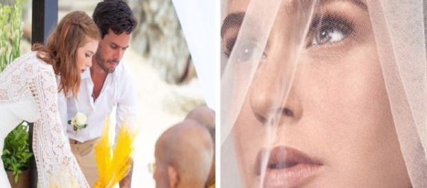 Marina Ruy Barbosa mostra fotos de seu casamento - Google