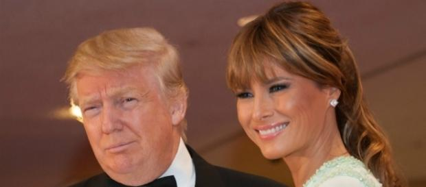 Melania Trump dances to the beat of her own drummer! Photo: Blasting News Library - inquisitr.com