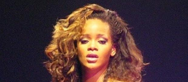 Rihanna gains weight after scary weight loss. Source: Wikimedia user Chris B