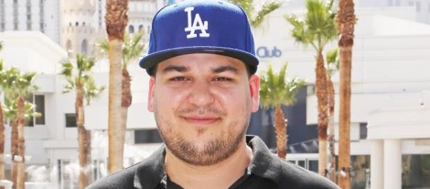 Rob Kardashian has been linked to Bad Girls Club star Mehgan James after Blac Chyna split - Blasting News library