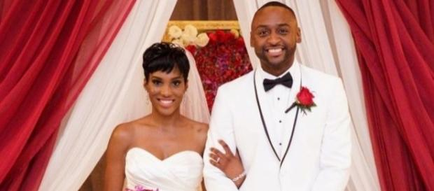 "Sheila and Nate get married on ""Married at First Sight"" - Photo: Blasting News Library - inquisitr.com"