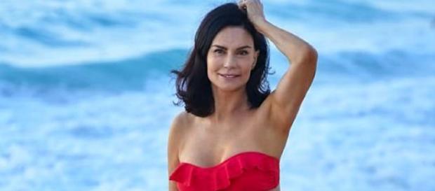 Você diria que a mulher da foto tem 70 anos? Foto: Reprodução/Daily Mail Australia.