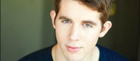 Dustin Harris Smith plays the character of Sky in 'Mamma Mia'. / Photo via Dustin Harris Smith, used with permission.