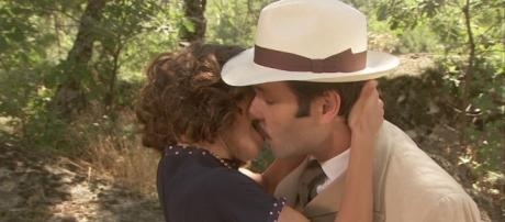 Il Segreto, anticipazioni luglio: Camila ritrova Nestor