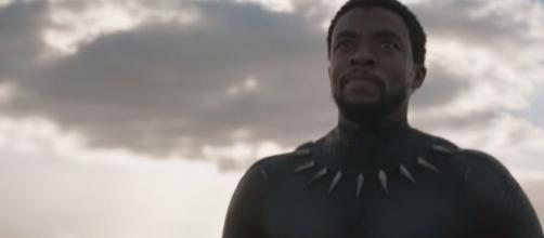 Black Panther's first teaser trailer released (Image source Youtube screen grab)