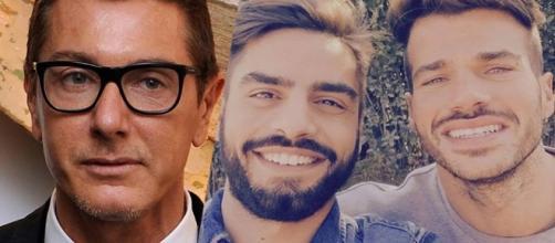 Claudio bugiardo, arrivista e avido di denaro, Mario una commessa ... - bitchyf.it